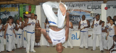 Capoeira Camp in Brasilien Bahia