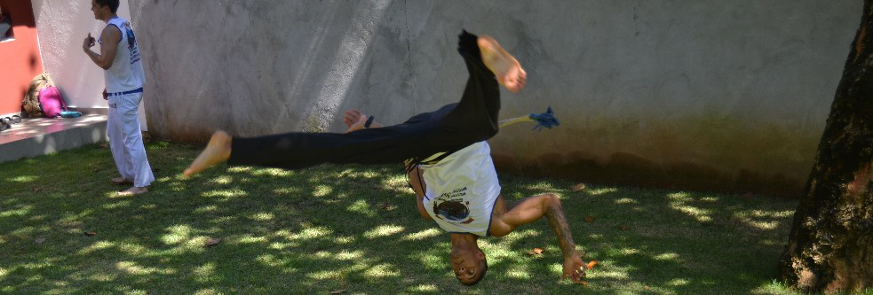 Capoeira Camp Salvador Bahia Brazil your teacher